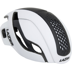 Lazer Bullet casco per bici bianco
